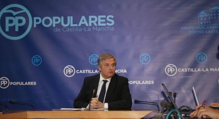 """Cañizares denuncia el incremento de las listas de espera quirúrgica de más de 180 días """"por culpa de las políticas sanitarias de Page"""""""