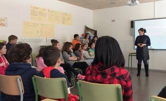 Trabajo preventivo en violencia de género con alumnado de Primaria en colegios de Guadalajara