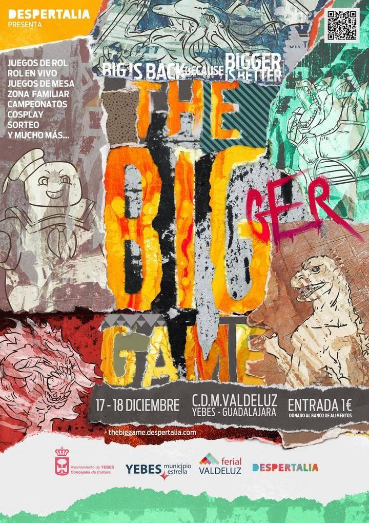 The Big Game 2016 llega a Yebes con más días, más diversión para toda la familia, más juegos y más actividades