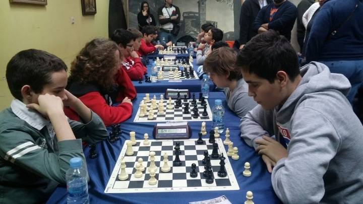 Celebrada en Sigüenza la segunda jornada del XII Circuito de Ajedrez