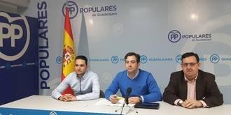 """Denuncian """"el mantenimiento de los 'tijeretazos' que el PSOE dio en Cabanillas"""" a servicios sociales e inversiones"""