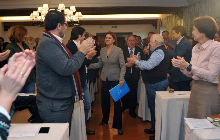El Congreso del PP de Castilla-La Mancha se celebrará el 18 de marzo en Cuenca
