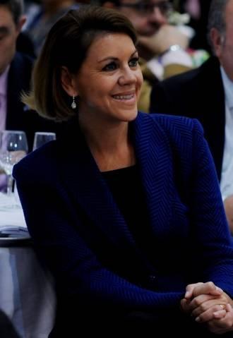 """La opinión de María Dolores Cospedal: """"Por un futuro de todos"""""""