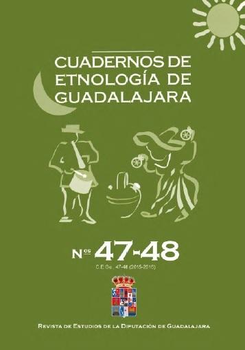 La Diputación de Guadalajara edita el número 47-48 de