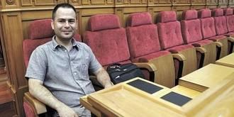 El podemita alcarreño David Llorente quiere lo de García Molina impulsando la candidatura