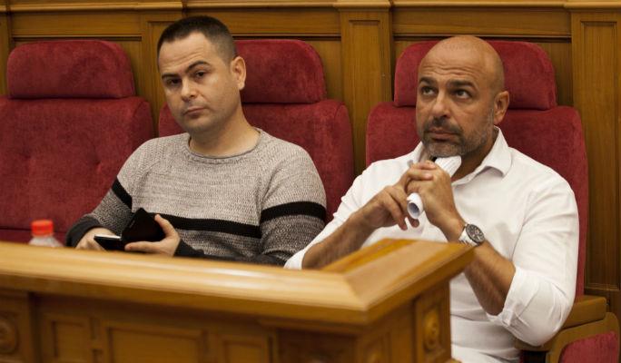 El podemita de Guadalajara David Llorente se desmarca de Iglesias y Molina
