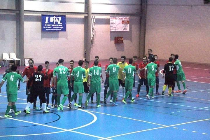 Crónica de la derrota del Deportivo Brihuega en tierras conquenses