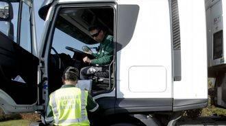 El ayuntamiento de Guadalajara se suma a la campaña de la DGT sobre vigilancia y control de camiones y furgonetas