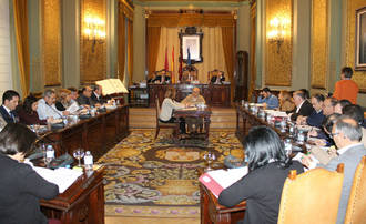 Con el voto en contra de PP y Ciudadanos la Diputación de Albacete saca adelante los 108 millones de presupuesto de este año