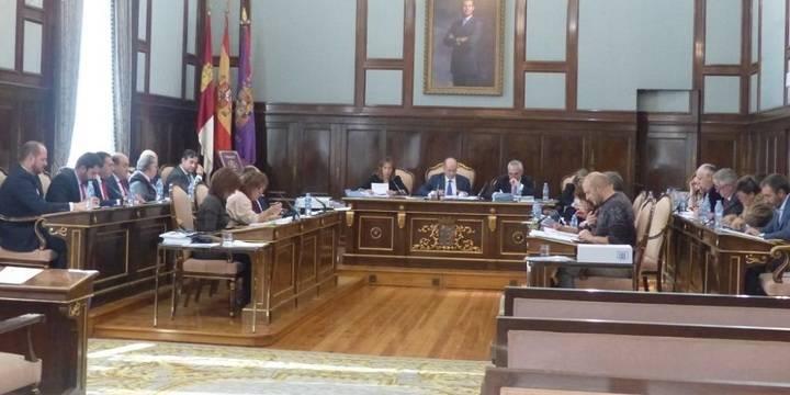 La Diputación de Guadalajara aprueba los Presupuestos para 2017, inversores y centrados en las políticas generadoras de empleo