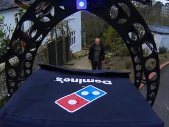 Llega la entrega de pizzas por...drones