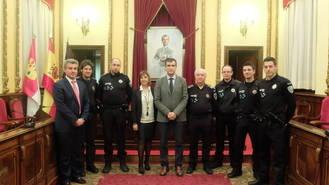 Dos nuevos subinspectores y dos nuevos oficiales de la Policía Local para proteger a los guadalajareños