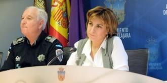 La Policía Local de Guadalajara tuvo que actuar 149.345 veces a lo largo de 2016