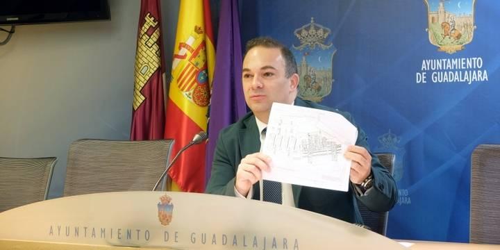 Carnicero demuestra que la Junta iba a construir el acceso al Hospital que ahora reclama al Ayuntamiento