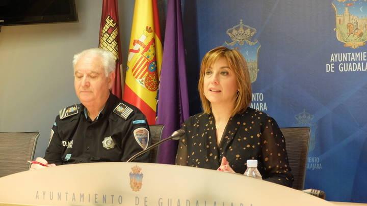 La Policía Local de Guadalajara se muestra orgullosa de su trabajo