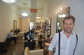 Salón de belleza Rubén Higuera, emprendiendo con éxito antes de cumplir los 30