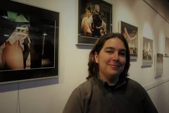 Mariam Useros detiene el tiempo en la exposición 'Detalles de tradición' de la Sala de Arte de Valdeluz