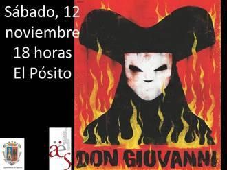Este sábado la iniciativa 'Vive la Opera en Sigüenza' proyecta 'Don Giovanni' de Mozart