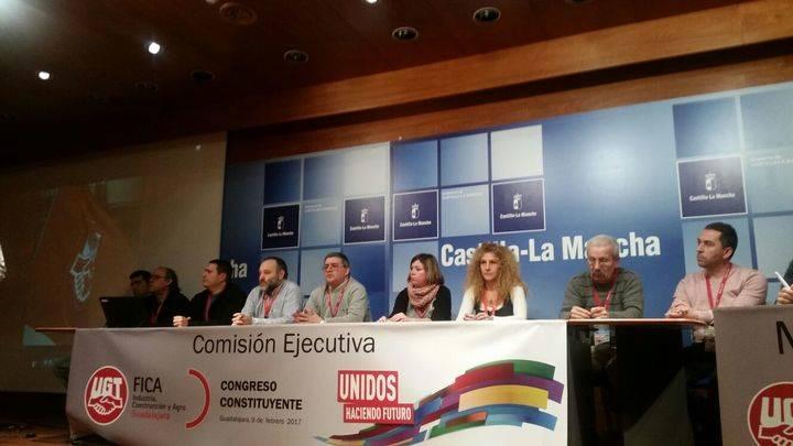 Juan Luis Martín, nueva cara visible de UGT Guadalajara para Industria, Construcción y Agro