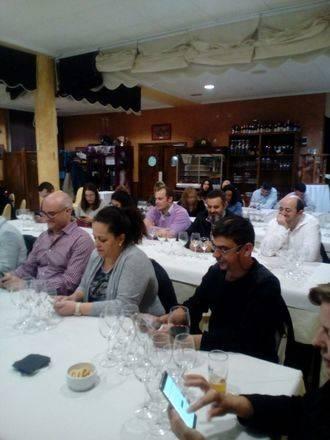 El Fogón del Vallejo continúa con sus populares Catas de Vino