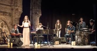 ELE presenta su primer disco 'Summer Rain' en el Teatro Buero Vallejo