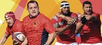 La Selección Española de Rugby se concentra en Guadalajara de cara a sus decisivos partidos frente a Tonga y Uruguay