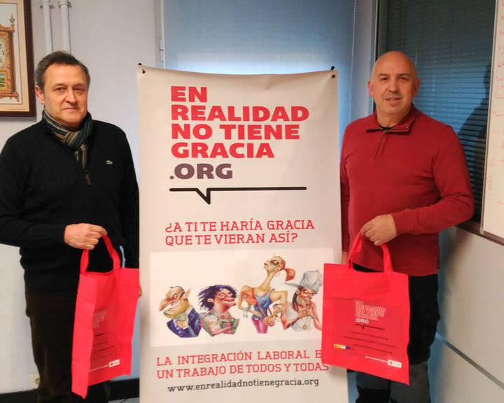 """Fedeco y FCG colaboran con la campaña de Cruz Roja """"En realidad no tiene gracia"""""""