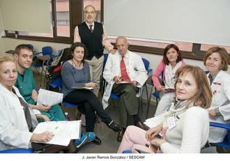 El Hospital de Guadalajara acoge una jornada de formación dirigida a los tutores de los futuros profesionales sanitarios