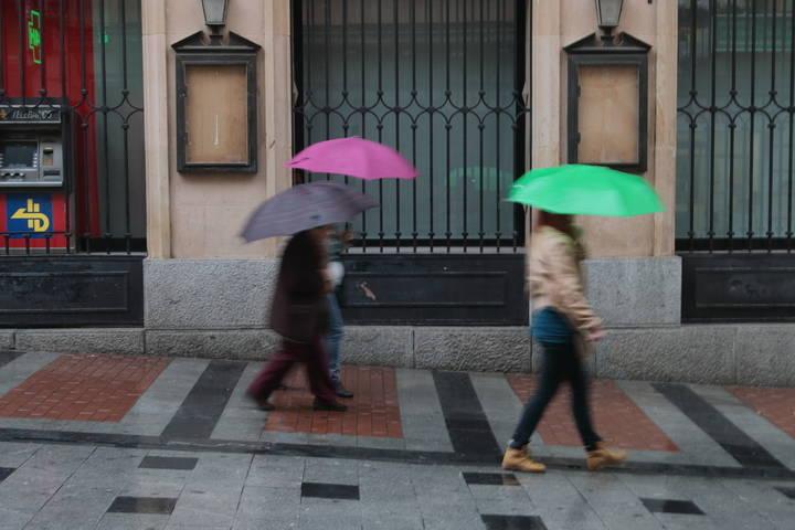 Las lluvias dejan 57 litros por metro cuadrado en Retiendas y 36,2 en Sigüenza