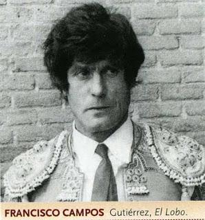 """Francisco Campos """" El Lobo"""" hablará por primera vez en la serie """"Héroes Anónimos"""" de Movistar Plus Toros TV"""