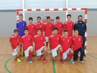 Satisfactoria participación del juvenil y cadete del FS Pozo de Guadalajara en el IX Torneo Nacional FS Guadalajara 2016