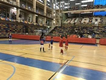 Goleada del juvenil de FS Pozo de Guadalajara ante el Galápagos (16-4)