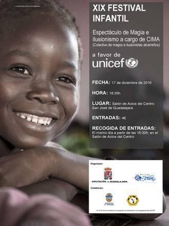 Festival de Magia en Guadalajara para ayudar a Unicef