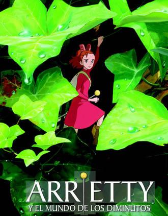 Cine infantil en el Moderno con 'Arrietty y el mundo de los diminutos'
