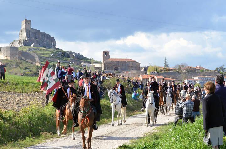 La Caballada de Atienza opta a ser una de las fiestas más importantes de España para las7mejores.com