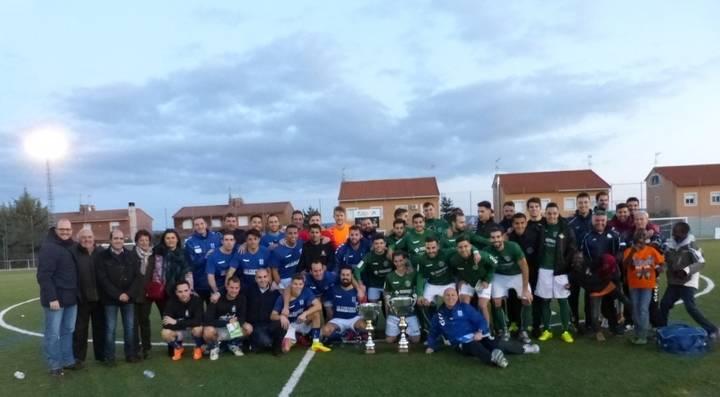 El CD Marchamalo se alza con la Copa Diputación de Fútbol