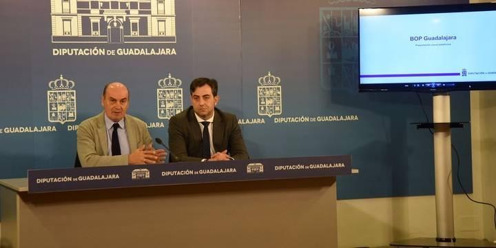 Diario, gratuito y con búsquedas y alertas; así es el nuevo Boletín Oficial de la Provincia de Guadalajara