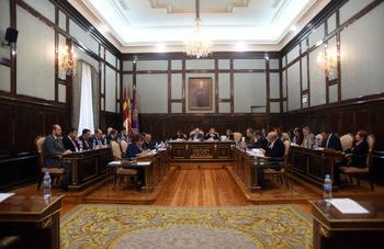 Aprobado definitivamente el Presupuesto General de la Diputación para 2017