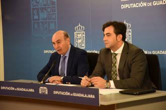 La Diputación de Guadalajara oferta 64 puestos de trabajo para acceso libre y promoción interna