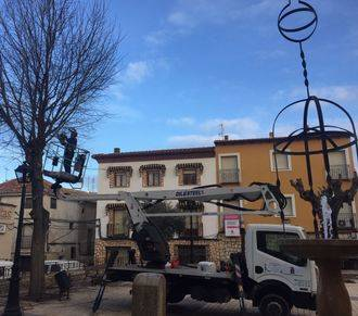 Nueva campaña de poda de Diputación para atender las necesidades de cerca de 100 municipios