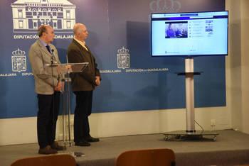 La Diputación estrena nuevo portal web con un diseño más atractivo y de fácil acceso a los servicios