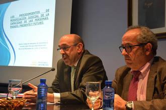 Los procedimientos de modificación judicial de la capacidad de las personas, protagonistas de una ponencia en el Colegio de Abogados de Guadalajara