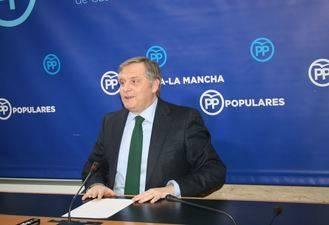 """Cañizares exige a Page medidas urgentes para """"paliar el colapso sanitario"""""""