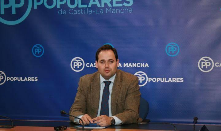 """Núñez: """"El Gobierno de Cospedal fue el que aprobó en 2015 el tramo de la Autovía de La Sagra que Page va a inaugurar hoy"""""""