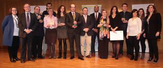 La Asociación de la Prensa de Guadalajara celebró San Francisco de Sales entregando sus premios anuales