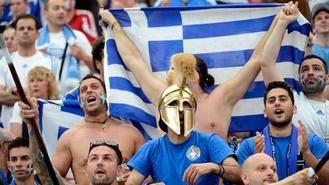 Grecia suspende el fútbol por no aceptar