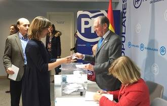 El PP de Guadalajara elige a los compromisarios que acudirán al Congreso nacional del mes de febrero en Madrid