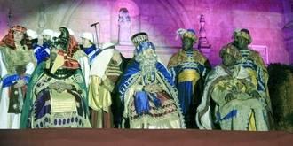Todo preparado para la Gran Cabalgata de Reyes de este jueves en la capital