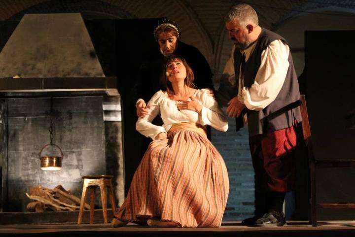 Este sábado, 'La dama del alba' de Alejandro Casona en el Palacio Ducal de Pastrana