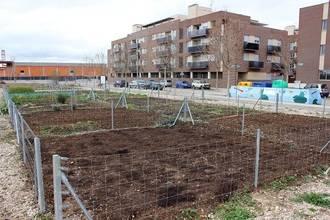 Los 18 huertos urbanos de Valdeluz ya tienen adjudicatarios para los dos próximos años